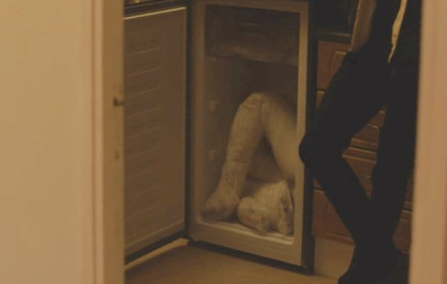 Laverty's body had been stored in a freezer in Boyle's