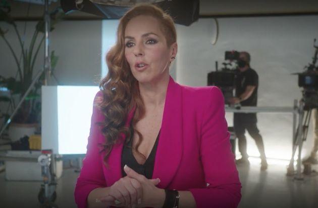 Rocío Carrasco en una imagen de la docuserie 'Rocío, contar la verdad para seguir
