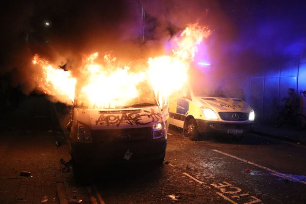 'Kill The Bill' Protest Could Be Used As Evidence To Promote Bill, Bristol Mayor Claims