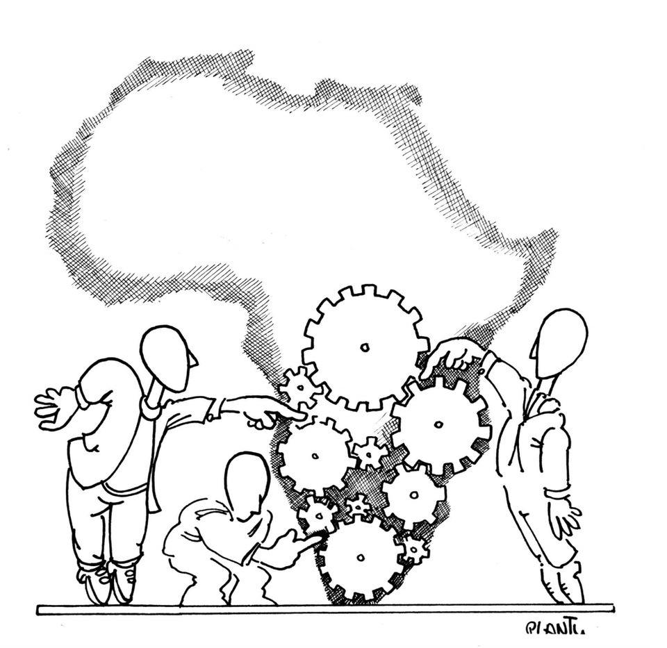 Plantu commente ses 10 dessins les plus marquants publiés dans