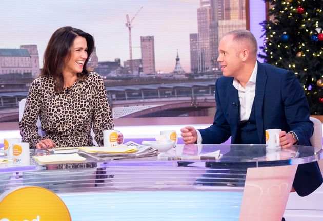 Could Judge Rinder soon become a regular fixture behind the GMB