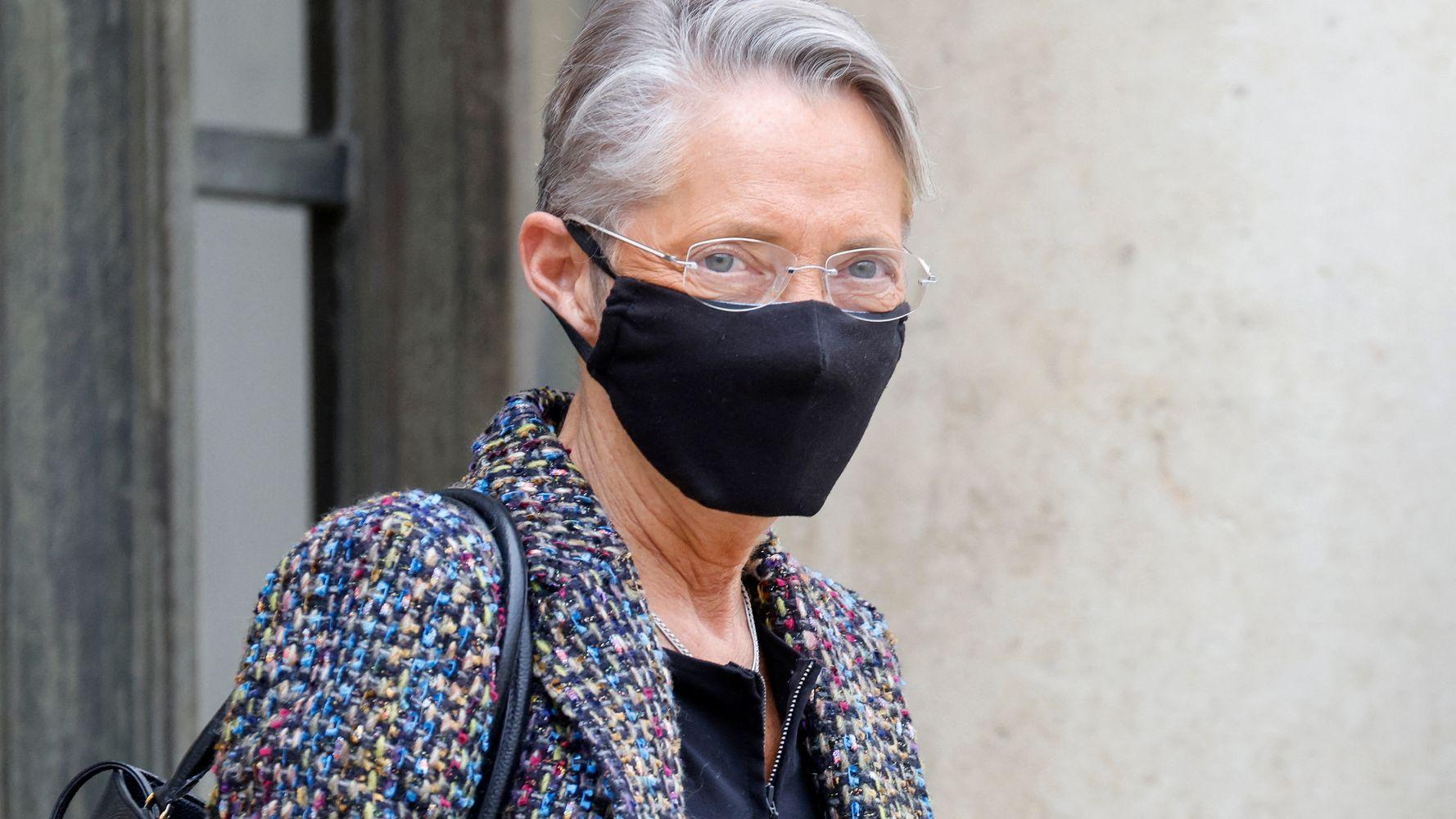 Covid-19: Elisabeth Borne hospitalisée mais sa santé est