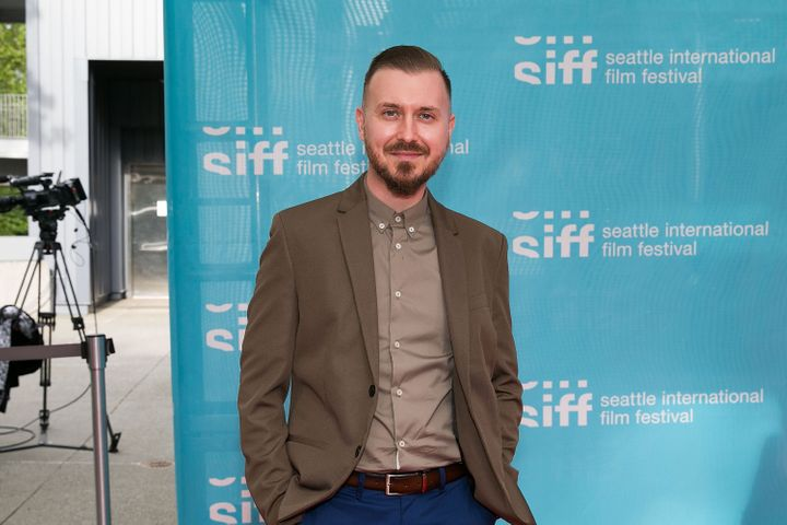 """""""The whole essence of my film is that death is not the end,"""" Seattle filmmaker Aaron Bear said."""