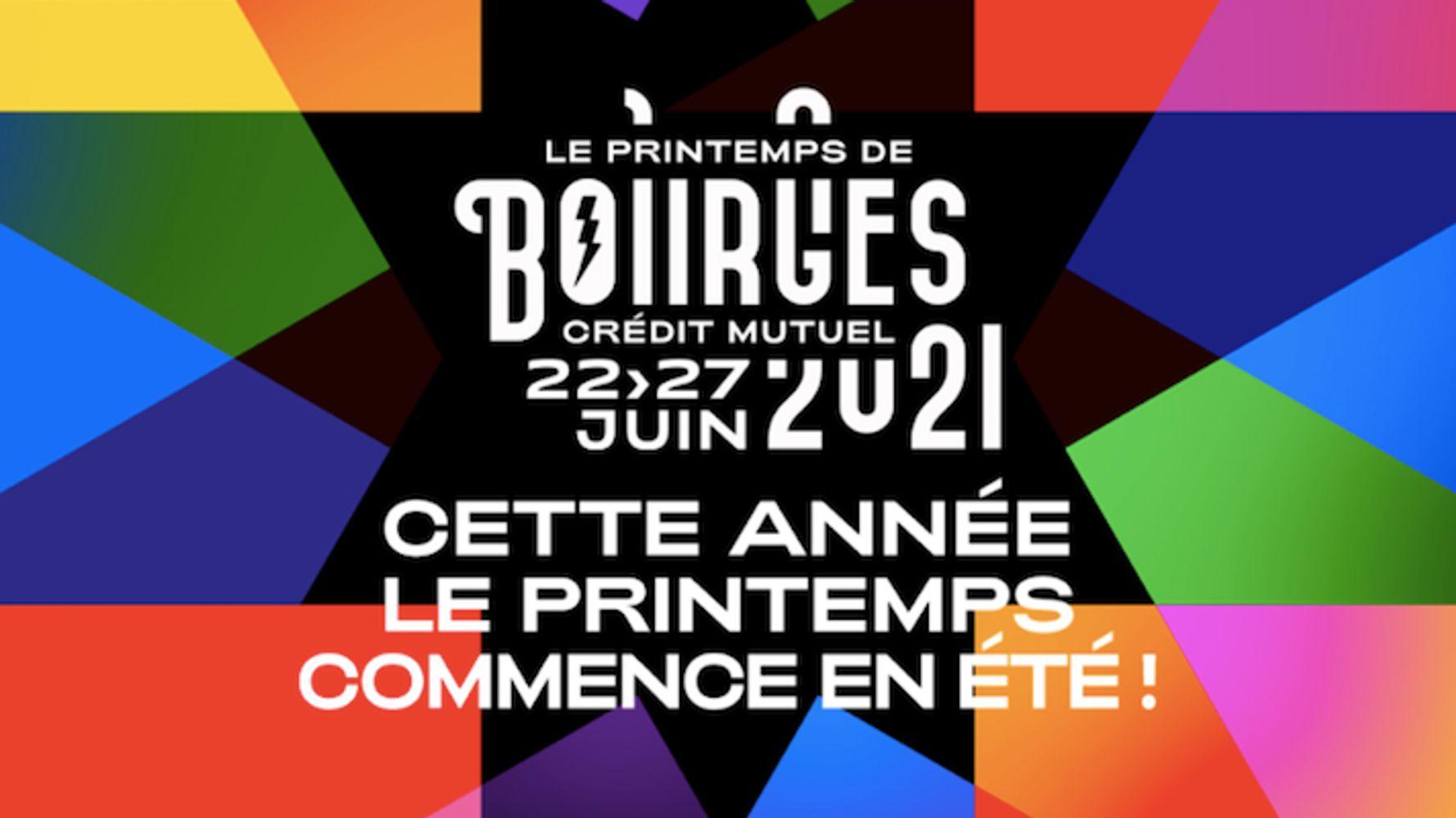Le Printemps de Bourges se décale au mois de juin