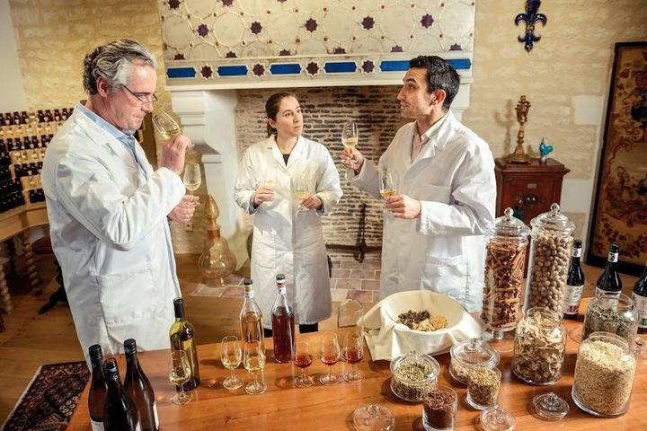 Formulación del Vermouth Royal La Quintinye.