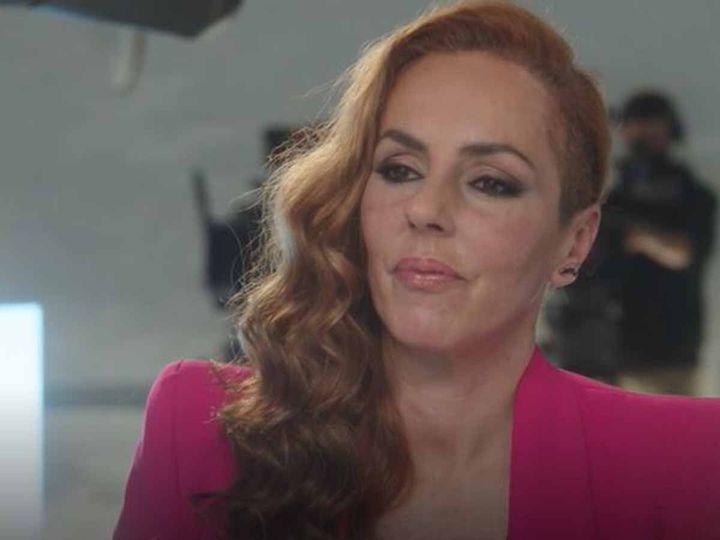 Rocío Carrasco en el documental 'Rocío, contar la verdad para seguir viva'.