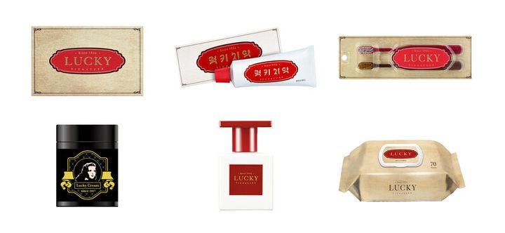 GS리테일이 과거 유행했던 '럭키' 브랜드를 활용한 상품 6종을 선보인다고 밝혔다.