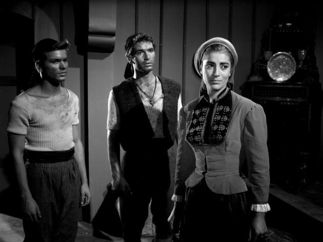 «Μπουμπουλίνα»: Πως διασώθηκε η ταινία του 1959 με την Ειρήνη Παπά και τον Νίκο