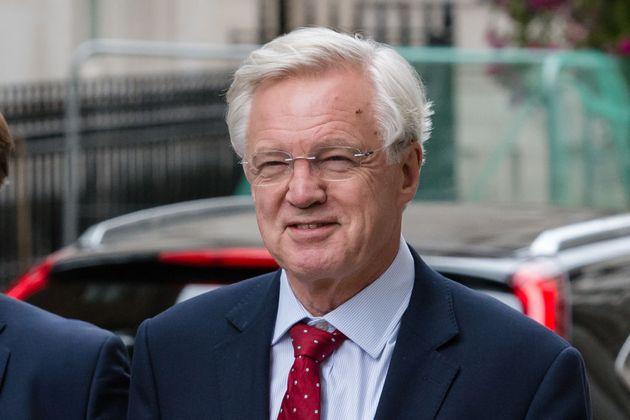 Tory former cabinet minister David