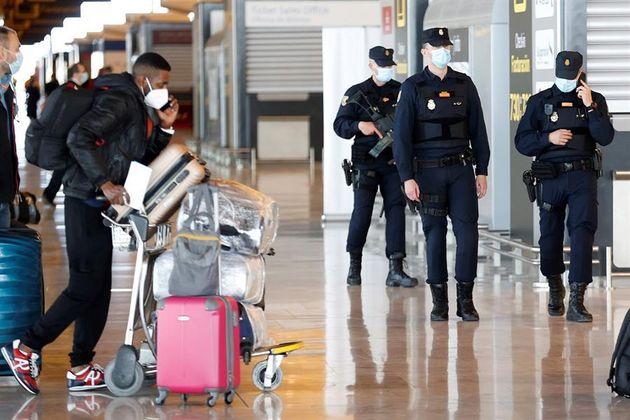 Imagen de archivo del aeropuerto de