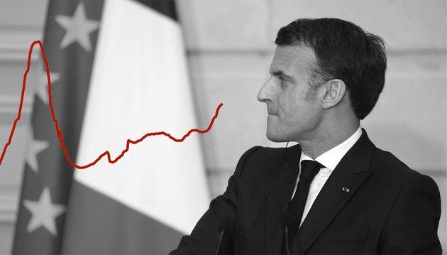 Face à la croissance de l'épidémie de Covid-19, Emmanuel Macron fait le pari d'accélérer la