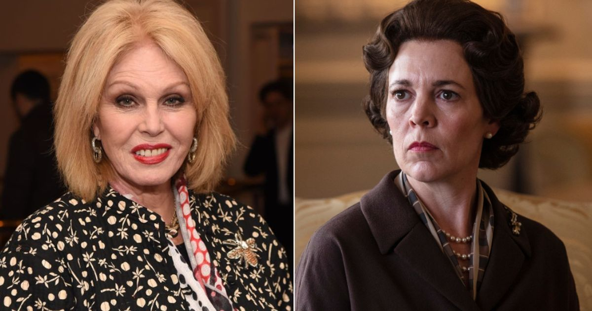 Joanna Lumley Hits Out At 'Ghastly' The Crown: 'Lots Of People Don't Know It's Made Up'
