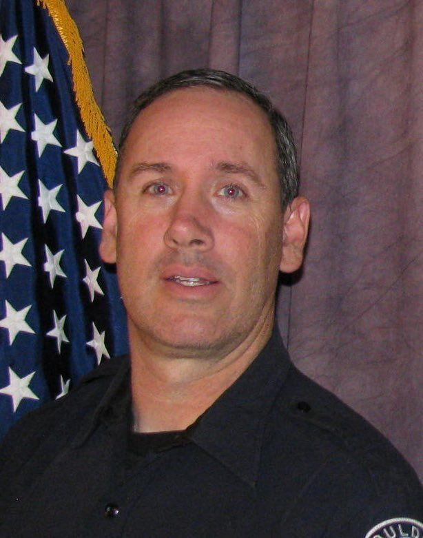 Boulder Police Officer Eric Talley was fatally shot by the gunman while responding to the scene Monday.