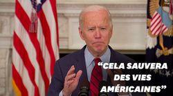 Joe Biden veut interdire les fusils d'assaut aux