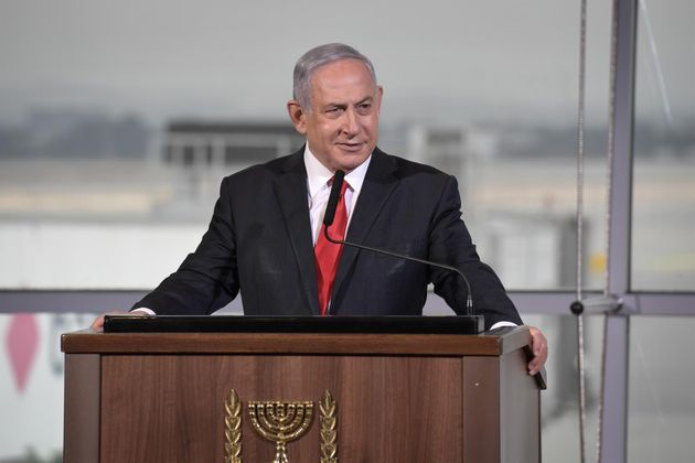El primer ministro de Israel, Benjamin