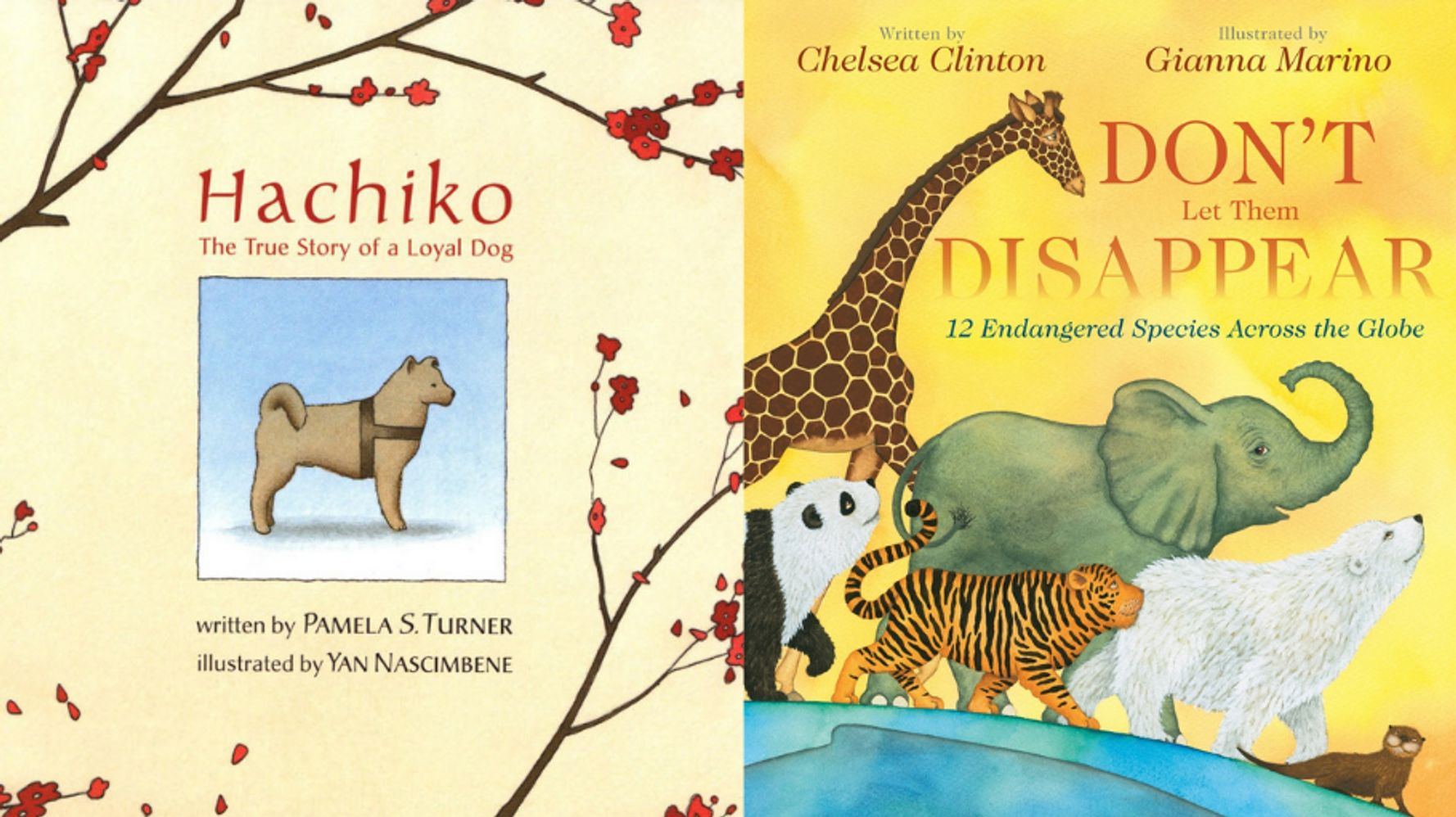 Children's Books That Teach Kids To Love Animals