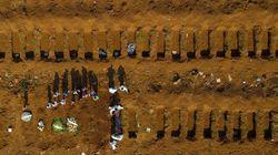 Hors de contrôle au Brésil, le Covid-19 y bat le record de morts en