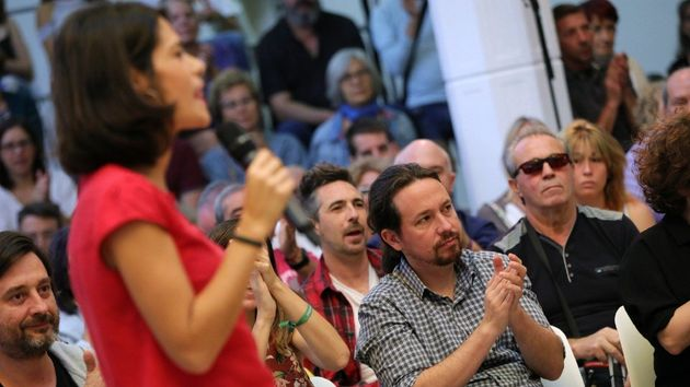 Isa Serra y Pablo