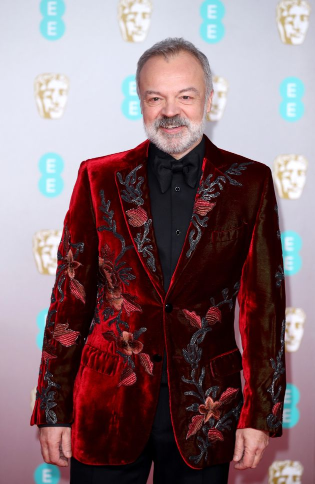 Baftas 2021 Gets Two Presenters, With Graham Norton Not Returning As Host