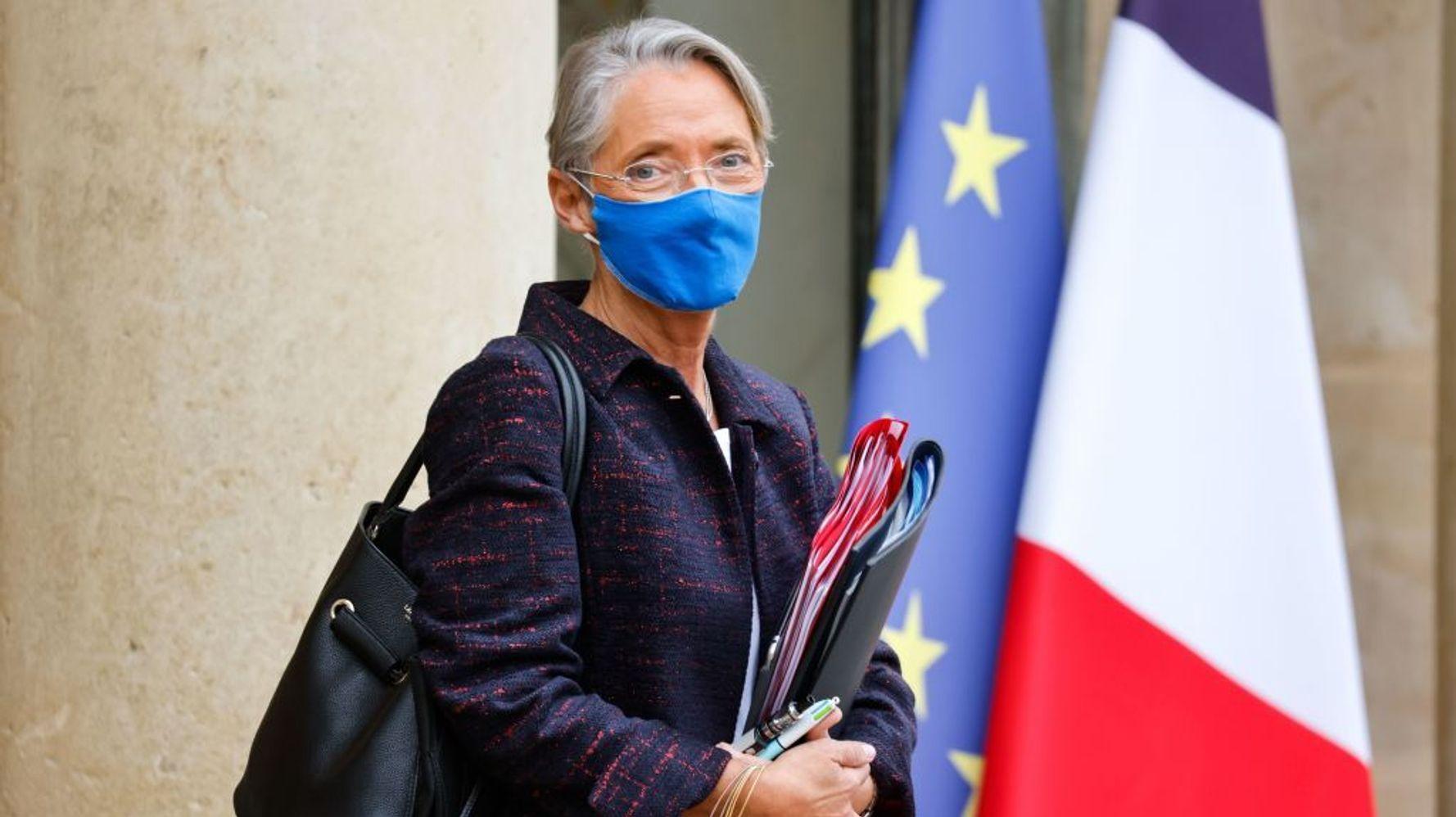Elisabeth Borne, positive au Covid-19, est sortie de l'hôpital