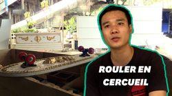 En Thaïlande, des cercueils deviennent des
