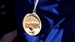 La médaille volée de cette championne olympique a été miraculeusement
