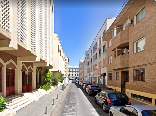 Mezquita Central de Madrid, en el distrito de Tetuán, donde se encuentra la Comisión Islámica de