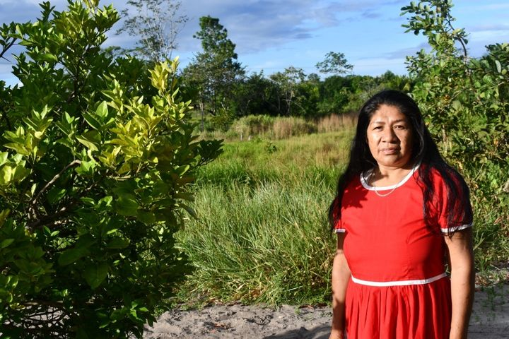 "Cecilia Rivas is the ""captain"" of the Kariña women, a small Indigenous community living in Venezuela whose"