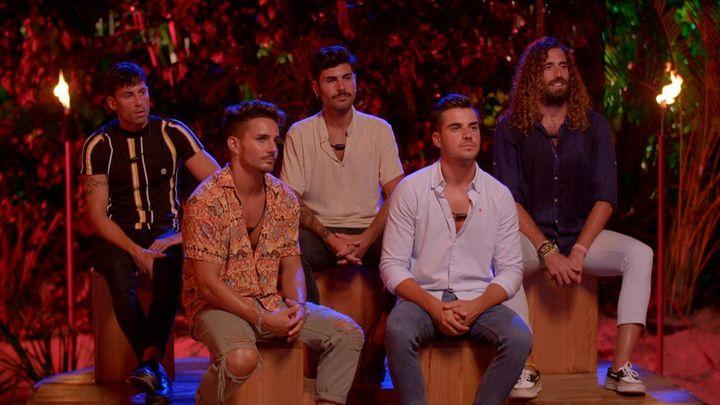 Concursantes de 'La isla de las tentaciones 3'.