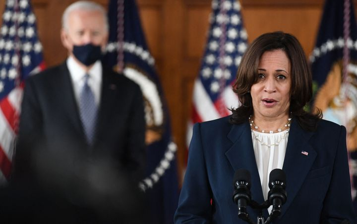 Vice President Kamala Harris will be overseeing the Biden administration's efforts with the Northern Triangle countries to he