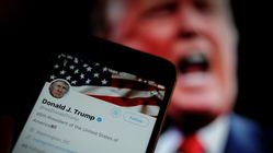 Trump Says He Doesn't Need Twitter Because His Press Releases Are 'More