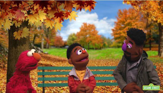 新しく公開されたセサミストリートの「人種」をテーマにした動画