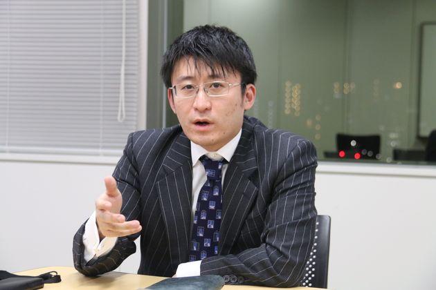 多摩大学ルール形成戦略研究所・井形彬客員教授