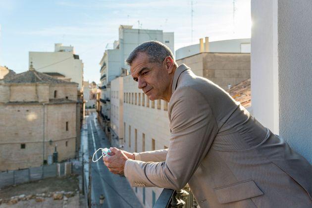 Toni Cantó en Valencia, en el palacio de las Cortes, el pasado 12 de septiembre de