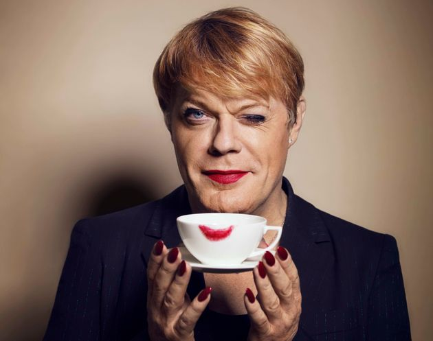 Eddie Izzard: A Fair Chance In Life Should Be The Right Of Every Person In The World