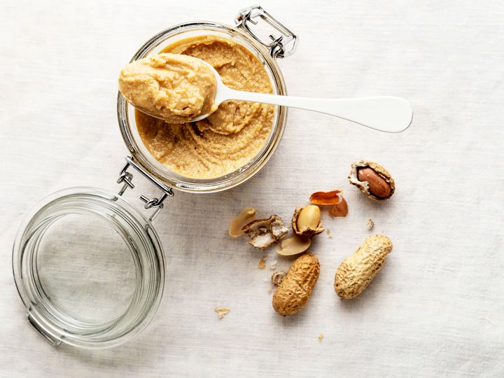 Nut butters are flavorful, and have the added benefit of being packed with healthy fats, vitamins and minerals.