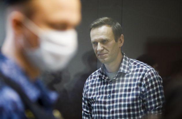 El activista opositor ruso Alexéi