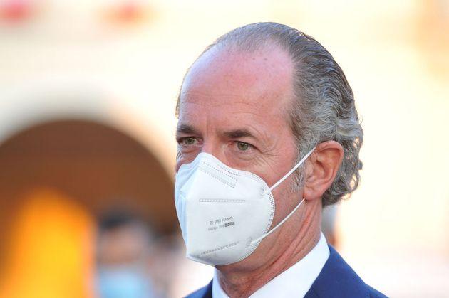 President of Veneto Region Luca