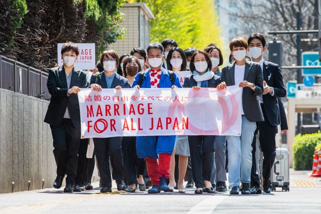 「結婚の自由をすべての人に」訴訟で新たに8人が提訴した