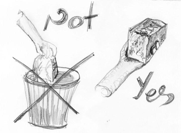Food Waste - Οδηγός επιβίωσης