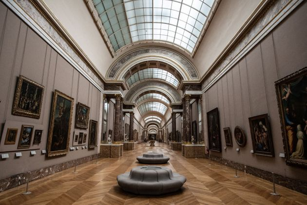 Vous pouvez désormais voir en ligne toutes les œuvres du Louvre, même celles non exposées...