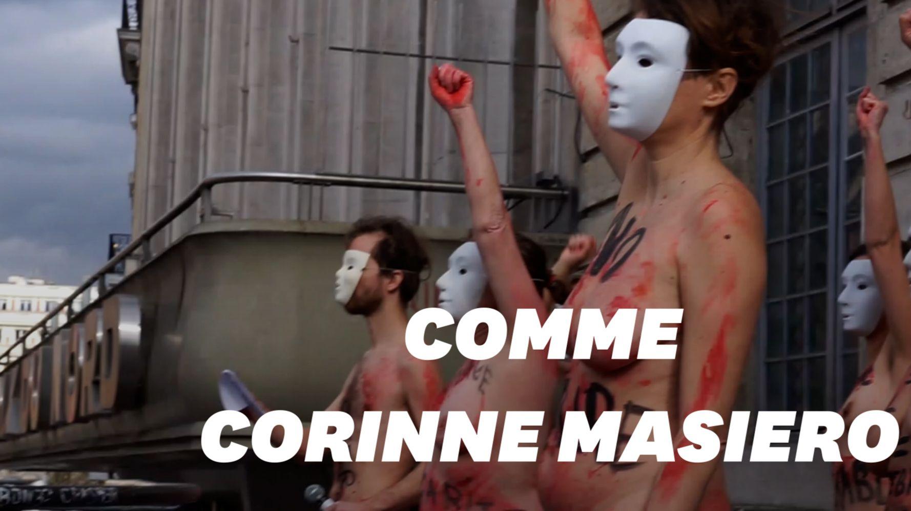 Comme Corinne Masiero, des occupants d'un Théâtre à Lille se mettent