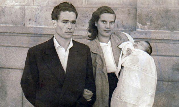 Gregorio y Concepción, cuando eran