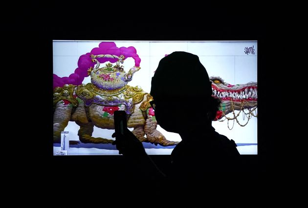 New York: une galerie physique d'œuvres numériques