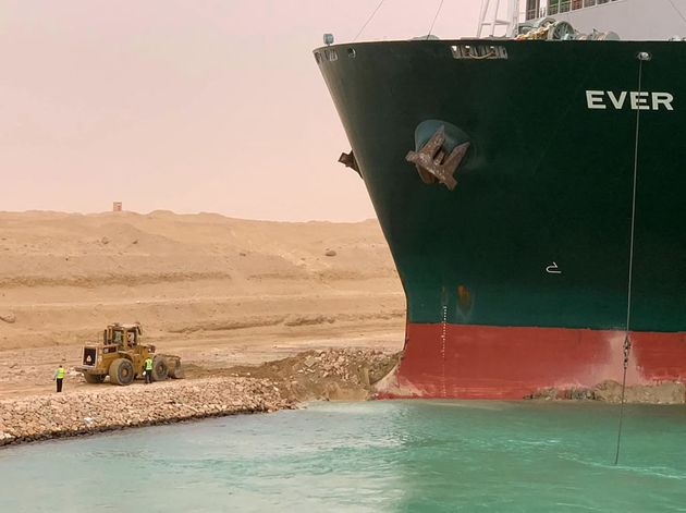 Διώρυγα Σουέζ: Τι λέει ο Ιάπωνας ιδιοκτήτης του πλοίου για το σχέδιο