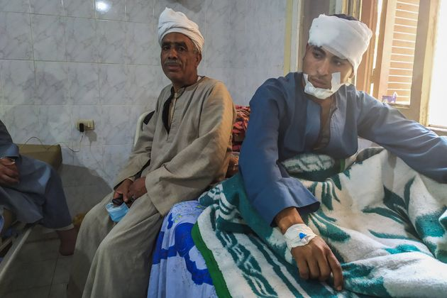 Αύγυπτος: Νεκροί από την κατάρρευση δεκαώροφου κτιρίου στο