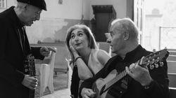 Η Αλεξάνδρα Γκράβας συμπράττει με το θρυλικό ντουέτο Los