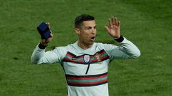 Furieux, Ronaldo quitte le terrain après son but refusé en