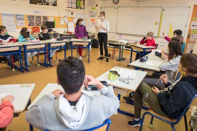 Ecole Elémentaire Gabriel Sajus à Tououse le 4 décembre