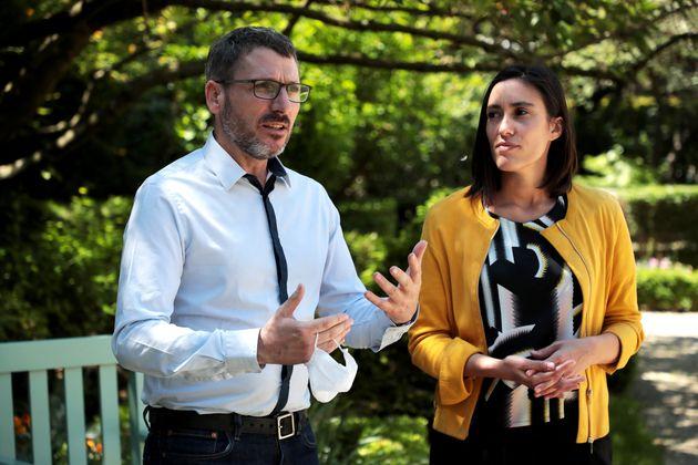 Matthieu Orphelin et Paula Forteza, députés non inscrits, organisent des débats...